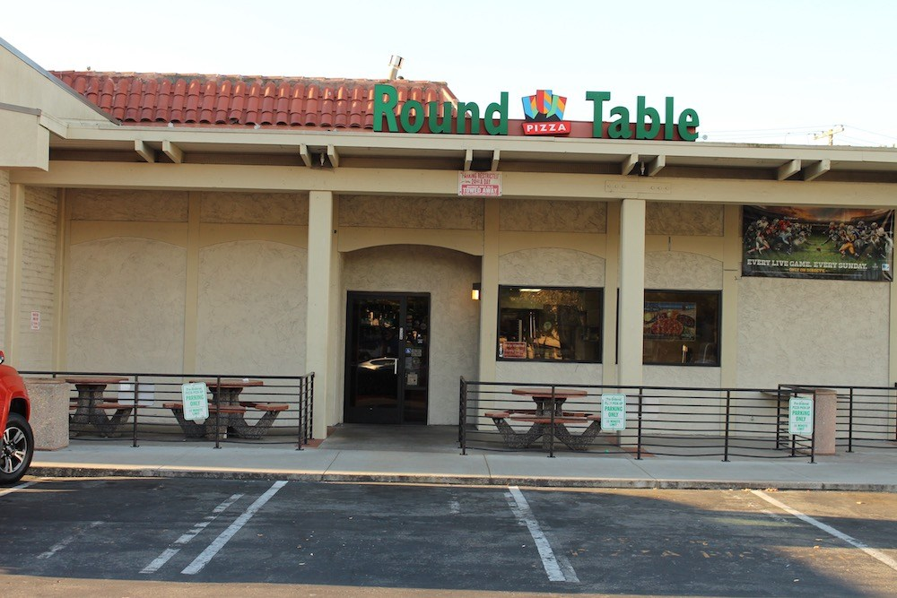 Round table pizza locations cabinets matttroy - Round table pizza university place ...